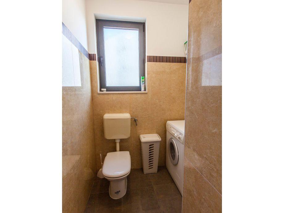 und Kochplatten Badezimmer plus separate Toilette Loferer Steinberge