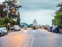 Ferienwohnung Vatican Elegance