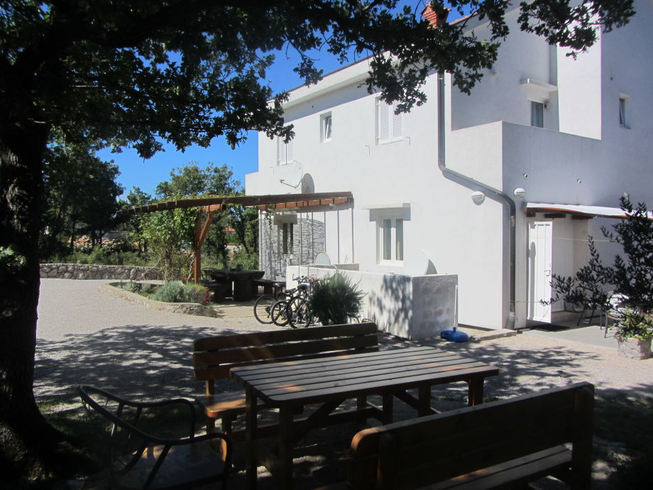 Das Haus/Grill Terrasse