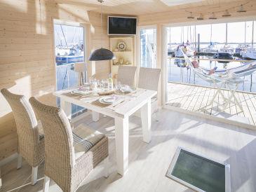 House boat Antje Frieda