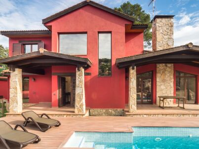 Villa mit Privat-Pool in Begur, Ref. SR-30
