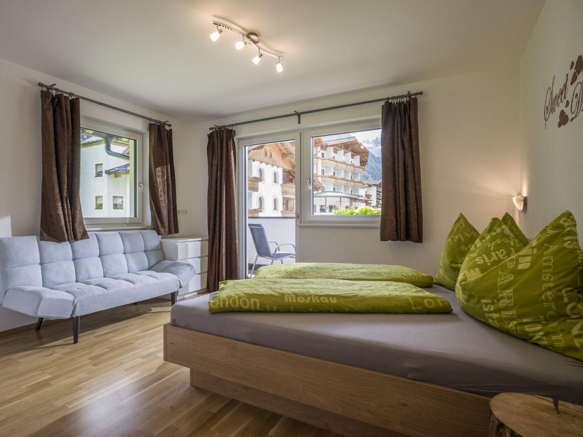 Neues apartment josef ramsau im zillertal firma apart for Sweet zimmer