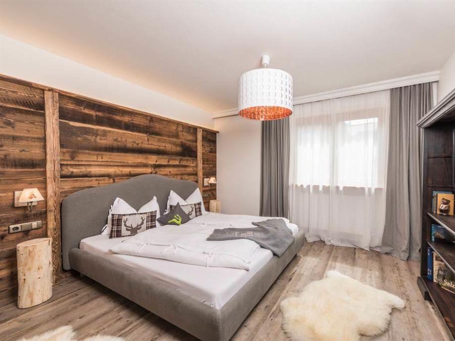 Almliebe Apart Chalet, Ski Amadé - Firma Almliebe Apartchalet ... Schlafzimmer Chalet