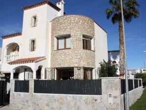 Ferienhaus Casa San Maurici mit Pool u. Klima