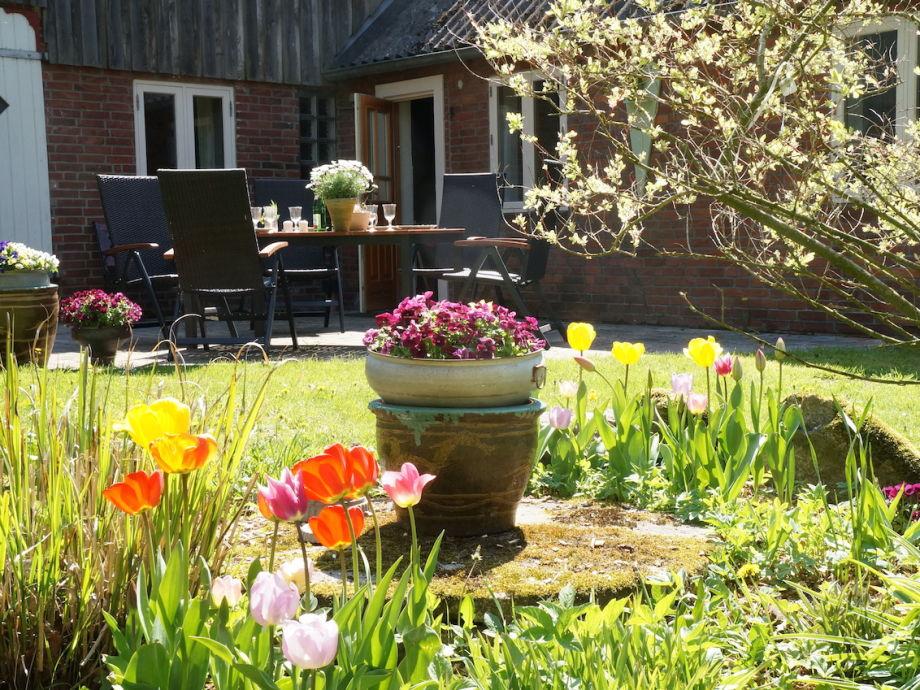 Frühling in Nordfriesland
