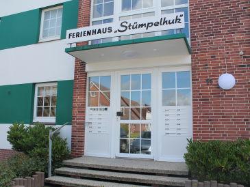 Ferienwohnung Büsumer-Ferien Stümpelhuk