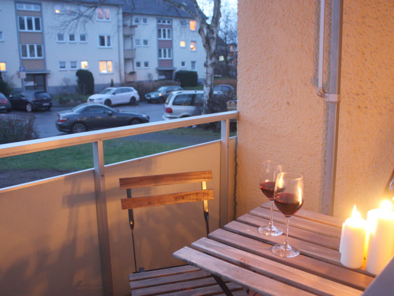Holiday apartment Cologne City Appartment