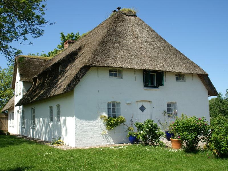 Ferienhaus Reetdachhaus Poppenbüll