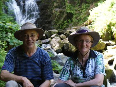 Ihr Gastgeber Johann und Margret Lenz
