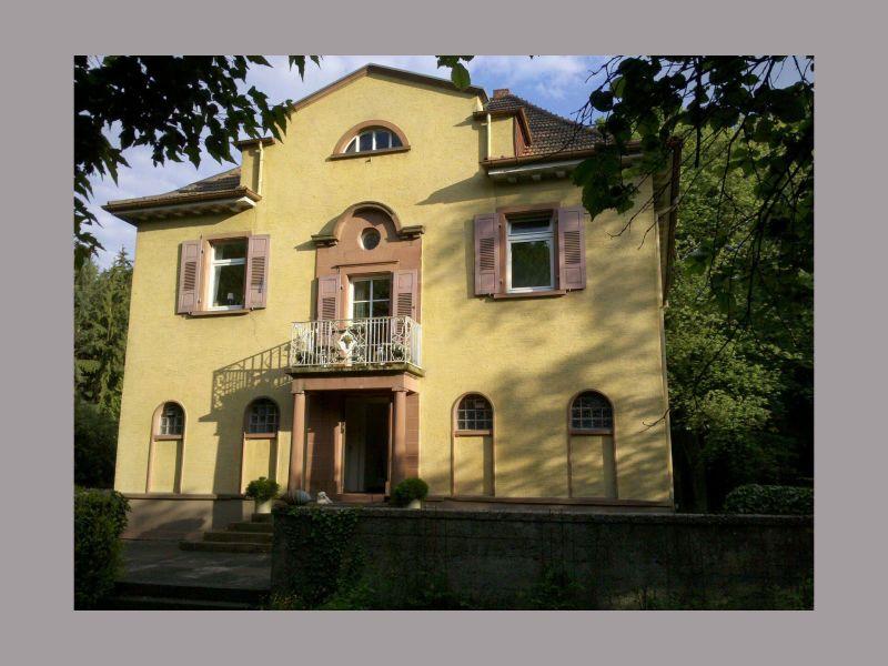 Ferienwohnung Villa Eselsfürth