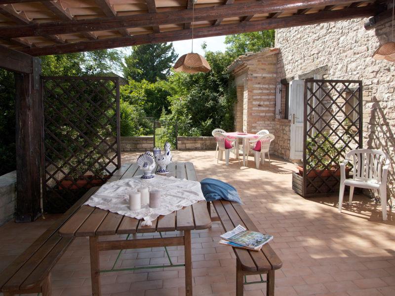 Holiday apartment Marcheholiday La Biagina