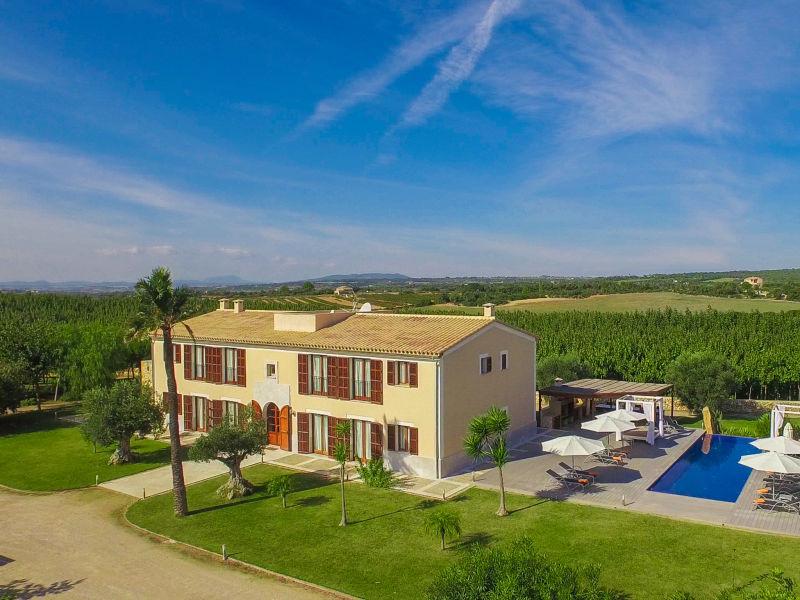 Villa Finca Short De Conies (Baix-Paulonia)