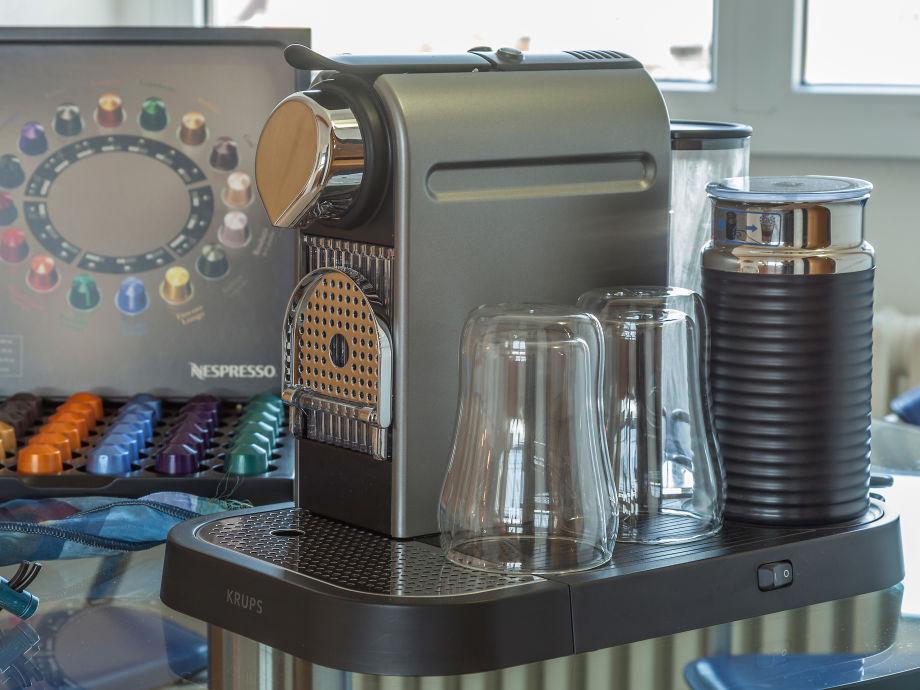 Apartment 4 im ferien domizil am bodensee bodensee for Nespresso firma