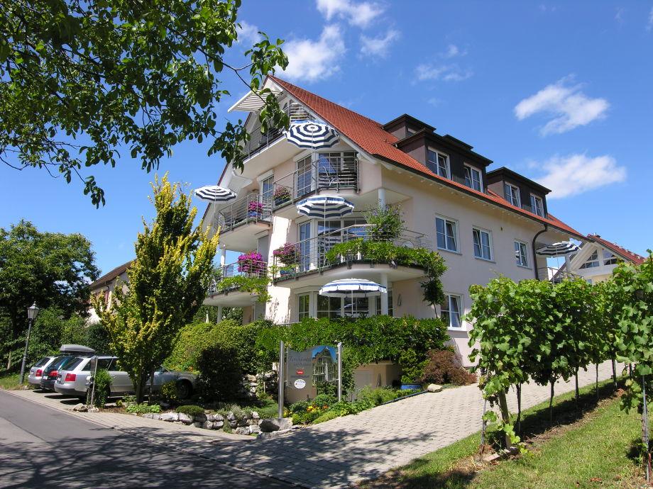 Gästehaus Südansicht
