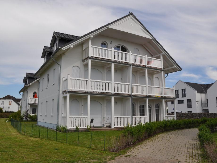 Außenaufnahme Villa Dorothee App. 05 - Residenz Relexa