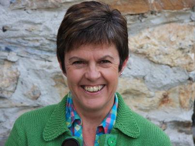 Your host Liz Garnham
