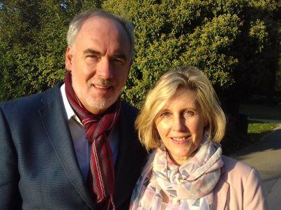 Ihr Gastgeber Claudia und Berthold Seidel