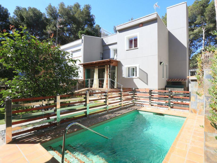 Casa Llebeig mit Pool