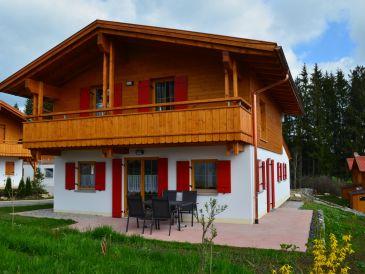 Ferienhaus Alpenliebe mit Sauna