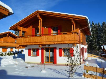 Alpenliebe mit Sauna