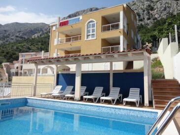 Ferienwohnung Ambiente mit Pool