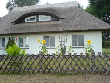 Ferienhaus Urlaub unterm Reetdach
