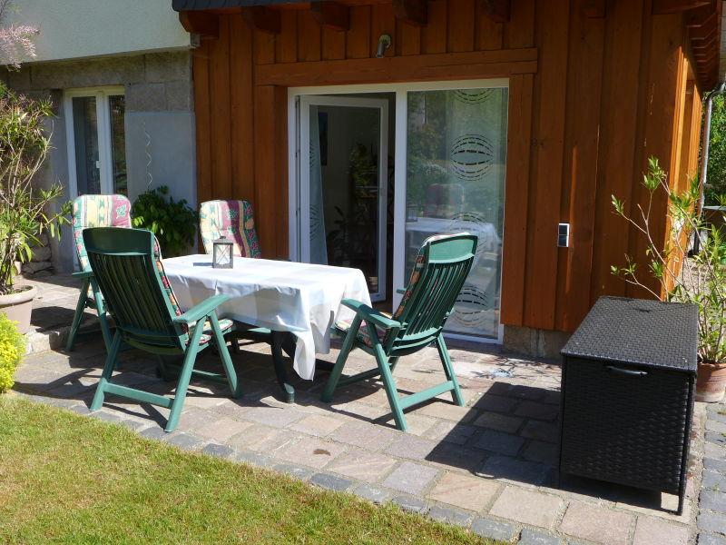 Ferienwohnung Schubert im Garten am Wald