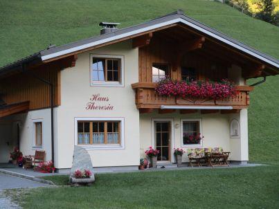 im Ferienhaus Theresia