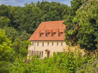 Romantikhof Seitenhain