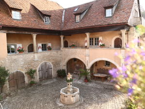 Ferienwohnung Phillip im Geyer-Schloss