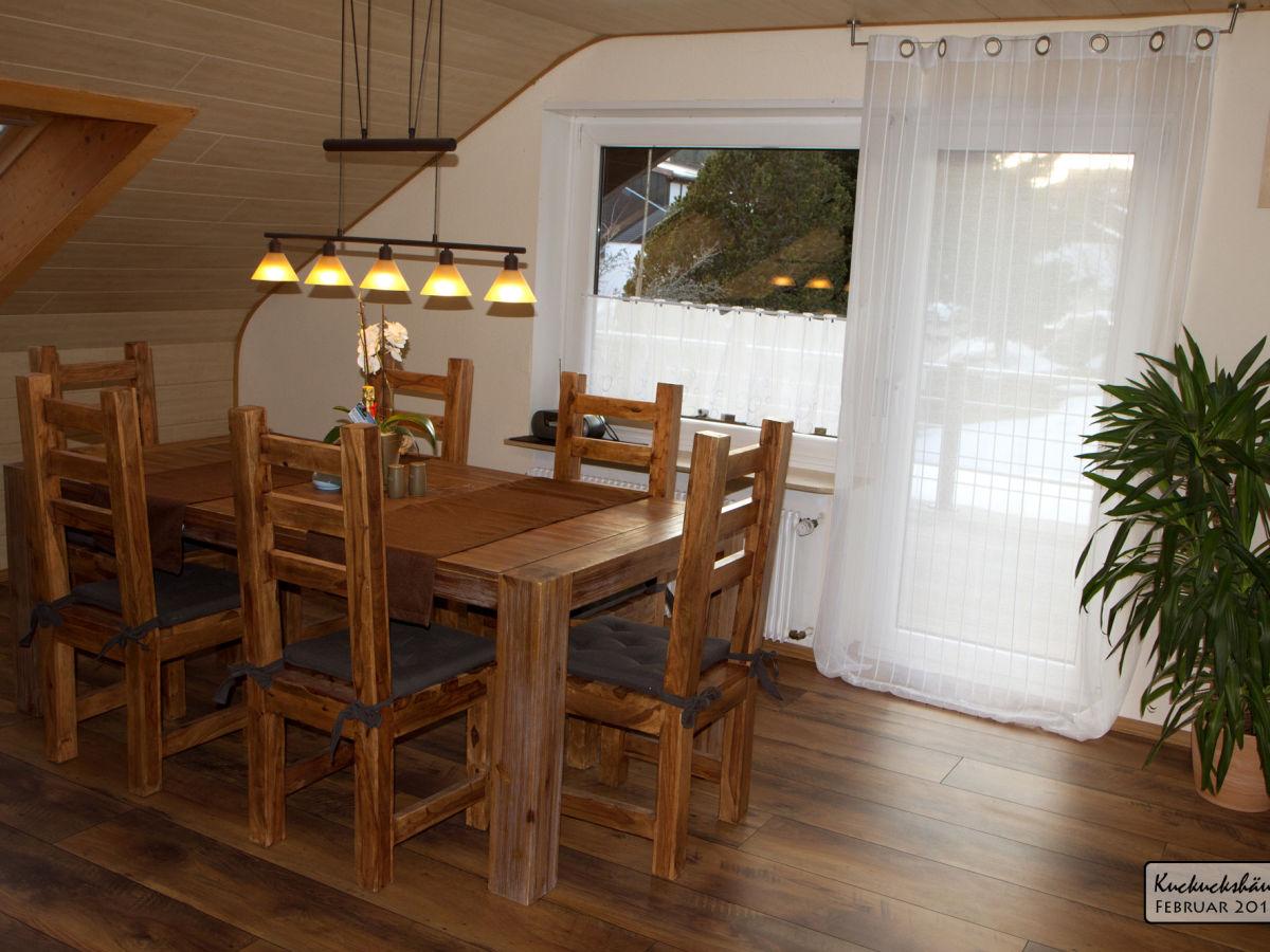 ferienwohnung kuckucksh usle royal hochschwarzwald. Black Bedroom Furniture Sets. Home Design Ideas