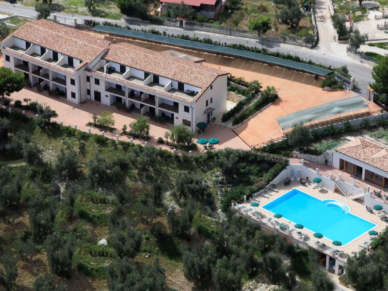 Ferienwohnung La Chiesiola (mit Pool/Meerblick)