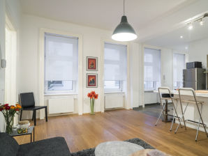 Apartment modern, geschmackvoll und ruhig.