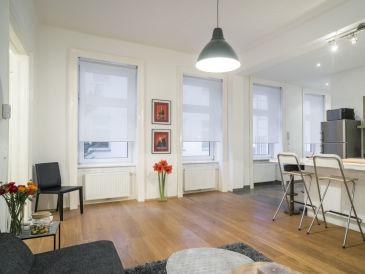 Apartment modern, elegant and quiet
