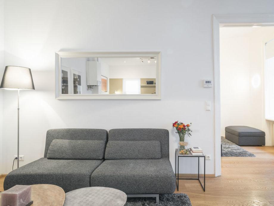 Apartment modern, geschmackvoll und ruhig, Wien - Österreich - Herr ...