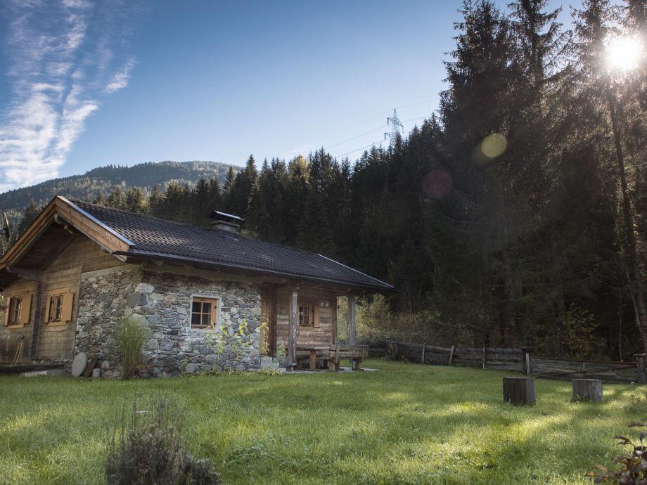 Das Soghäusl in Rangersdorf - Nationalpark Hohe Tauern