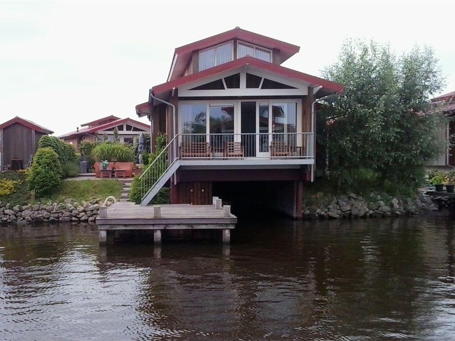 watervilla Eden