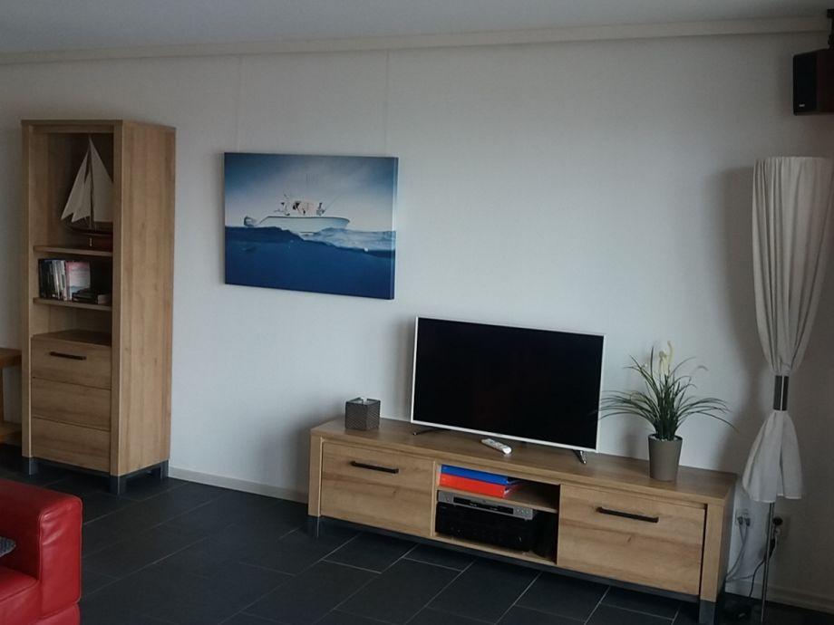 Smart TV in the livingroom