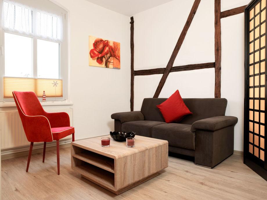 Ausstattung Eismöwe im Haus Möwenschrei