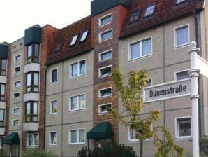 Ferienwohnung Düne 26 strandnah Karlshagen