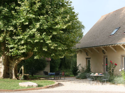 «Tournus» in  La Fontenelle, Cuisery