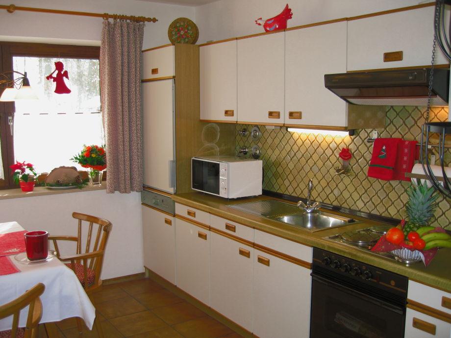 ferienwohnung im ferienhaus anfangm hle berchtesgadener. Black Bedroom Furniture Sets. Home Design Ideas