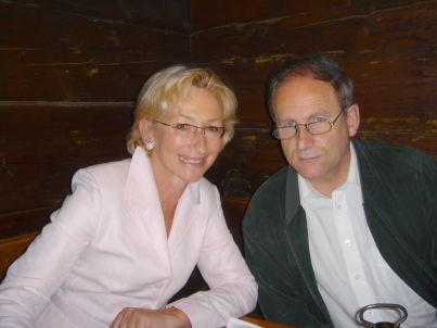 Ihr Gastgeber Anneliese und Manfred Kühnhauser