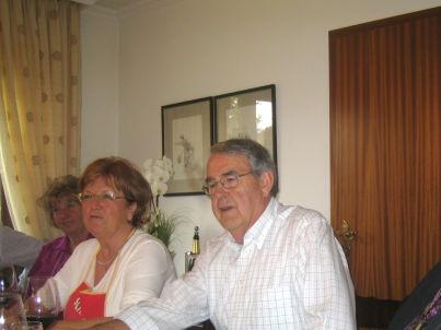 Ihr Gastgeber Ernst und Irene Rohles