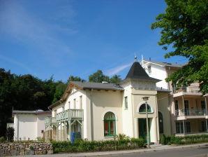 Ferienwohnung in der Residenz Lindengarten