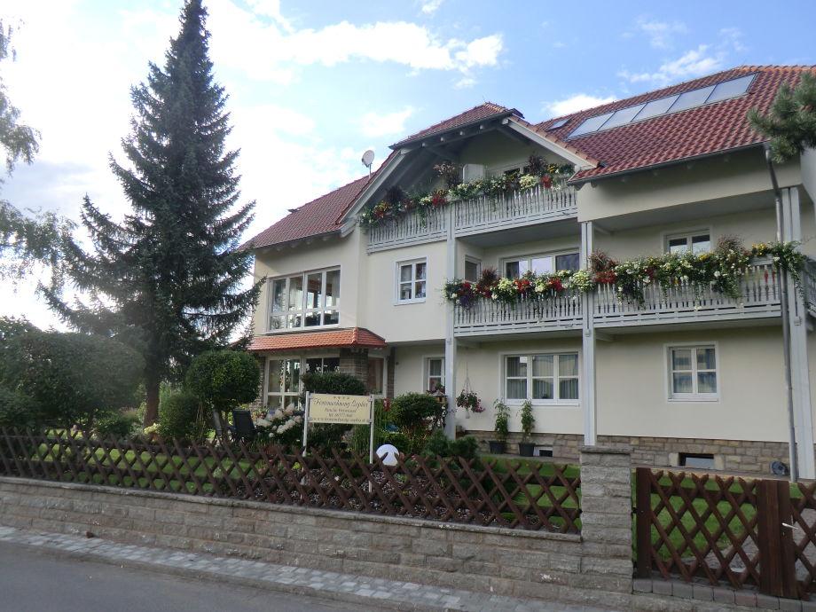 Wohnhaus Ferienwohnung im Dachgeschoss