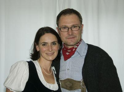 Ihr Gastgeber Dr. Wolfgang und Ingrid Küster