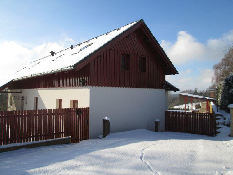 Ferienwohnung im Ferienhaus Trosenka