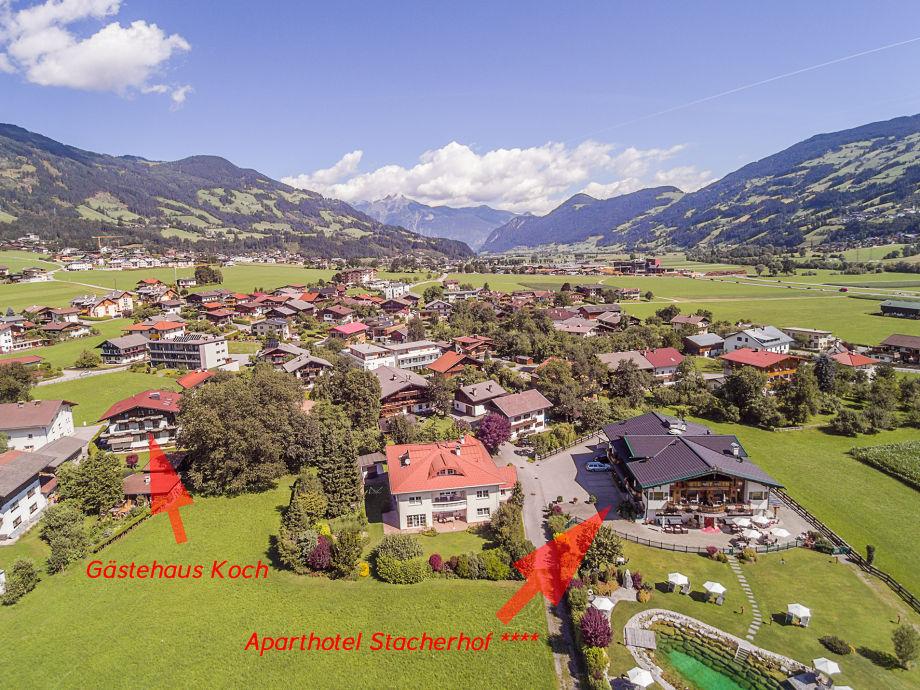 Haus Koch + Aparthotel Stacherhof