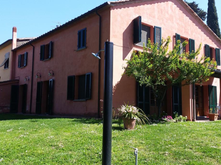 Casa Noganino - Toskana - Hausansicht